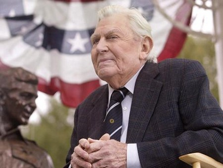 Andy Griffith Has Died At The Age of 86