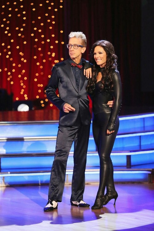 Andy Dick Eliminated From Dancing With The Stars 2013 Season 16