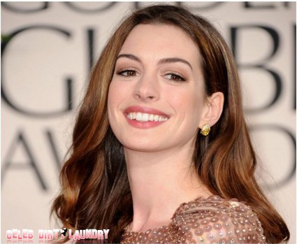 Anne Hathaway's Crazy, Money-Laundering Ex To Be Released From Prison