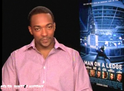 Exclusive Interview: With Man on a Ledge's Anthony Mackie