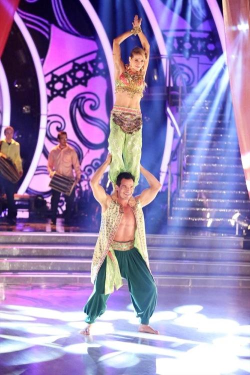 Antonio Sabato Jr & Cheryl Burke Dancing With the Stars Salsa Video Season 19 Week 6 10/20/14 #DWTS