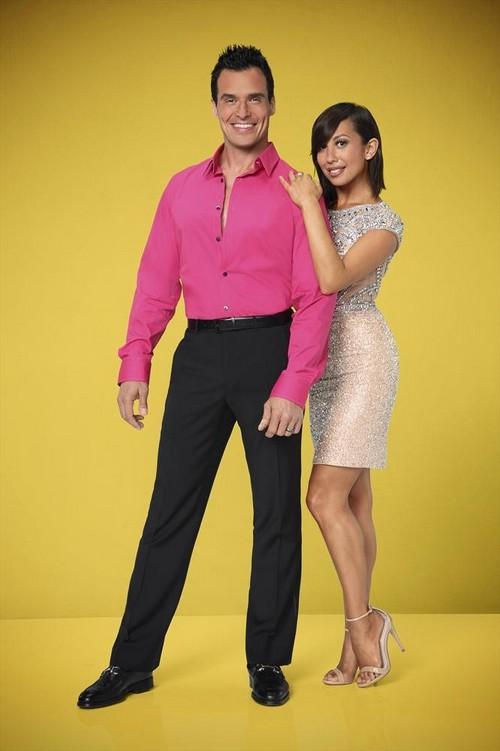 Antonio Sabato JR Dancing With the Stars Cha Cha Cha Video Season 19 Premiere 9/15/14 #DWTS