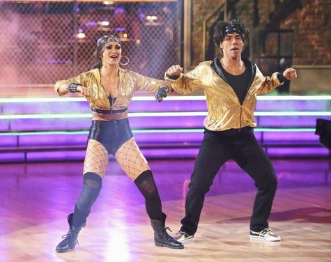 Apolo Ohno Dancing With the Stars All-Stars Samba Performance Video 10/23/12