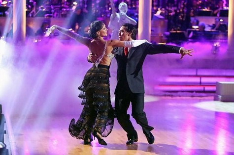 Apolo Ohno Dancing With the Stars All-Stars Hip Hop Performance Video 10/15/12