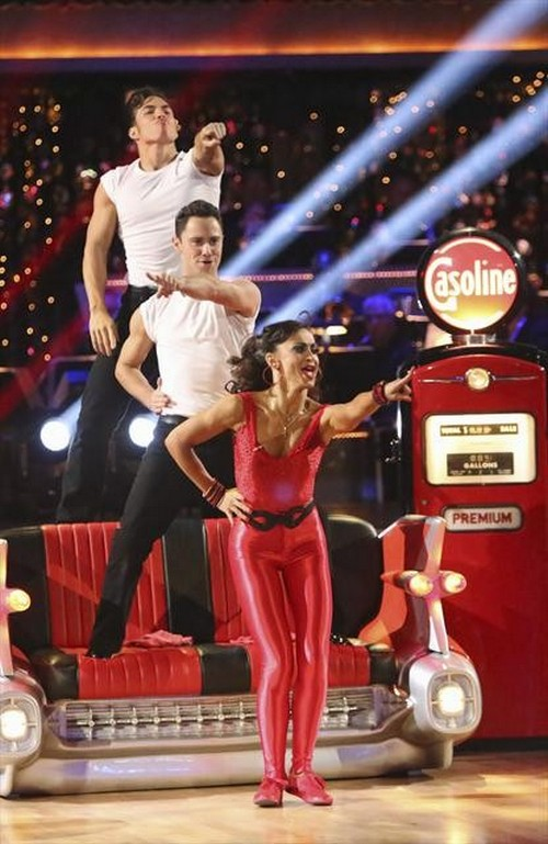 Apolo Anton Ohno Dancing With the Stars All-Stars Rumba Performance Video 11/19/12