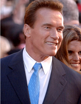 Arnold Schwarzeneggar To Return To Show Business - Or Climate Change?!