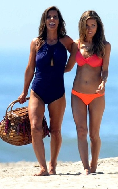Is That REALLY Audrina Patridge's Mom?