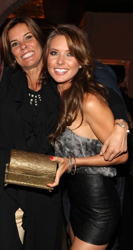 Audrina Patridge's Drunken Mom's F-Bomb Rant Against DWTS, Hills Tramps and more