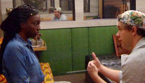 Big Brother 18 Spoilers: Will Frank's Too-Intense Game Play and Overt Sexism Make Him the First Veteran Evicted From BB18 House?
