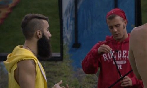 Big Brother 18 Spoilers: Week 7 Power of Veto Competition Results – Paulie Wins PoV – Will He Pull Zakiyah Off Chopping Block?