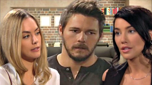 The Bold and the Beautiful Spoilers: Will Steffy Inadvertently Cause Hope's Miscarriage – Liam Blames Steffy, Chooses Hope the Victim?