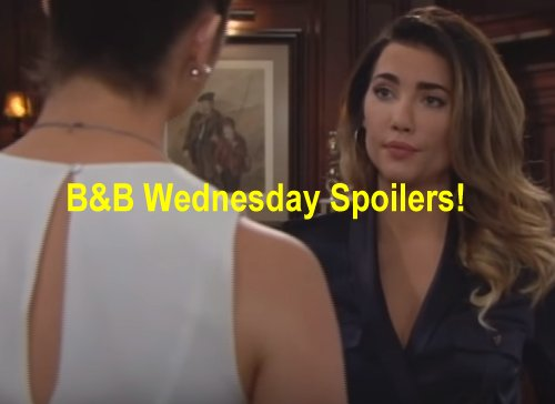 The Bold and the Beautiful (B&B) Spoilers: Steffy Pressures Ivy to Confess to Thomas Cheating – Liam Wants to Protect Wyatt