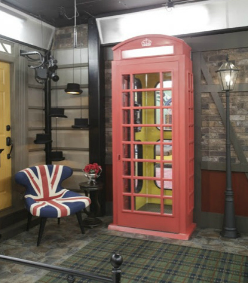 Big Brother 18 Spoilers: Two Phone Booths a New Game Play Twist - Seven Theories on What They Mean!