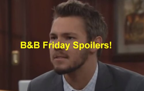 The Bold and the Beautiful (B&B) Spoilers: Liam Furious at Steffy Meddling - Ivy Death Scare - Wyatt Rethinks Cheating Split