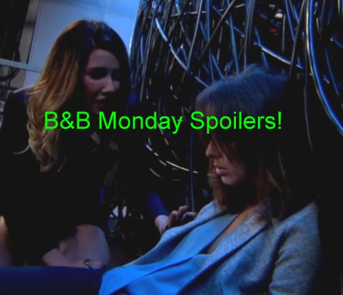 The Bold and the Beautiful (B&B) Spoilers: Steffy Tries to Save Ivy's Life – Thomas and Liam Suspicious of Steffy's Involvement
