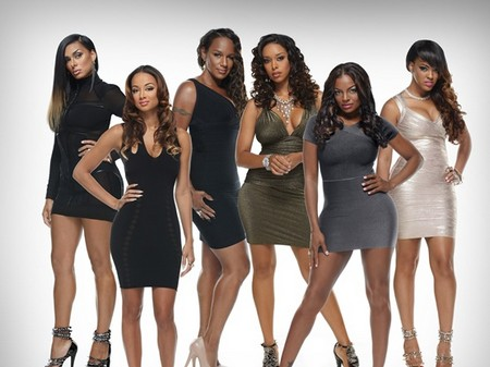 Basketball Wives L.A.'s Brooke Bailey Pummels Jackie Christie Tears Out Weave