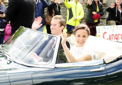 Kate Middleton's Shady Uncle Gary Goldsmith Not Invited To Pippa Middleton's Wedding Reception