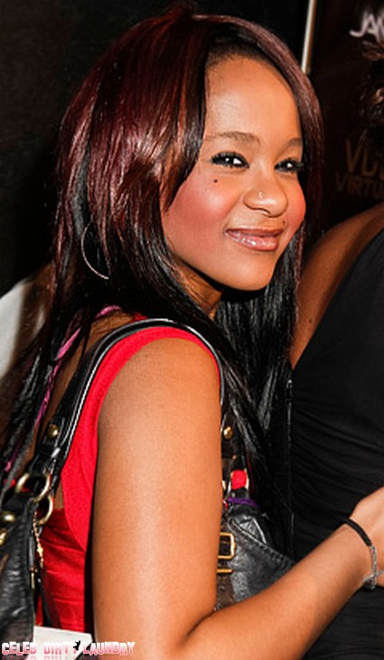 Bobbi Kristina Brown Wants To Ditch Her Dad's Name