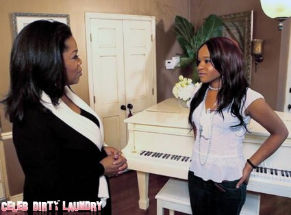 Bobbi Kristina Brown Wants Singing Career Like Mom Whitney Houston