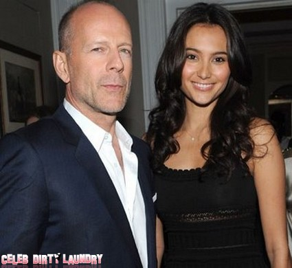 It's Another Daughter For Bruce Willis