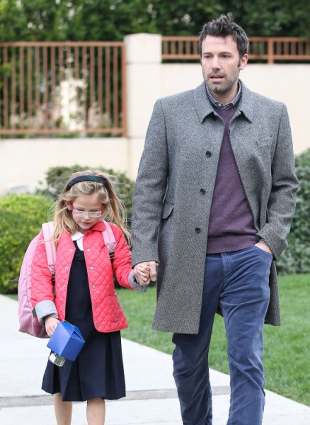 Ben Affleck Senate Run Is Still Being Considered, Is This Why He's Been So Nice Lately? 1221