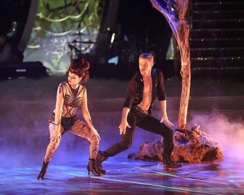 Bethany Mota & Derek Hough Dancing With the Stars Salsa Video Season 19 Week 8 #DWTS