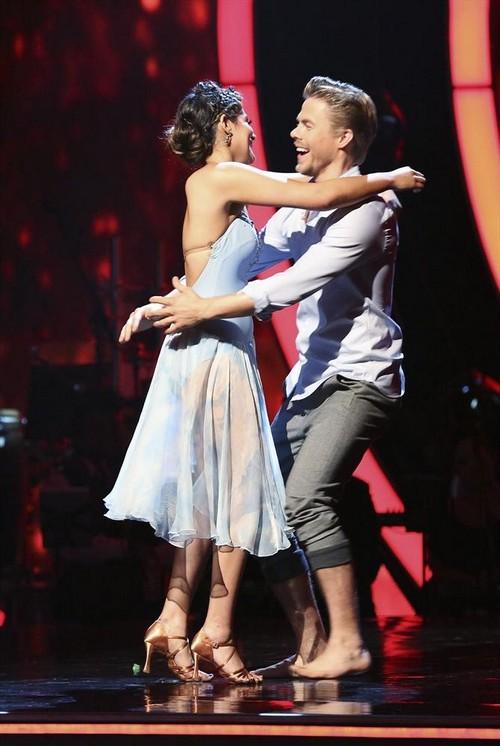Bethany Mota & Derek Hough Dancing With the Stars Jive Video Season 19 Finale #DWTS
