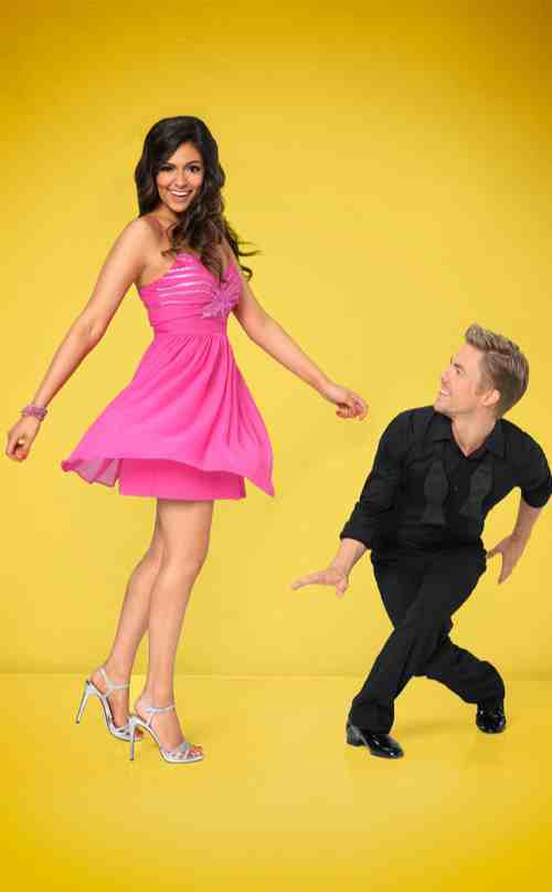 Bethany Mota & Derek Hough Dancing With the Stars Rumba Video Season 19 Week 4 10/6/14 #DWTS