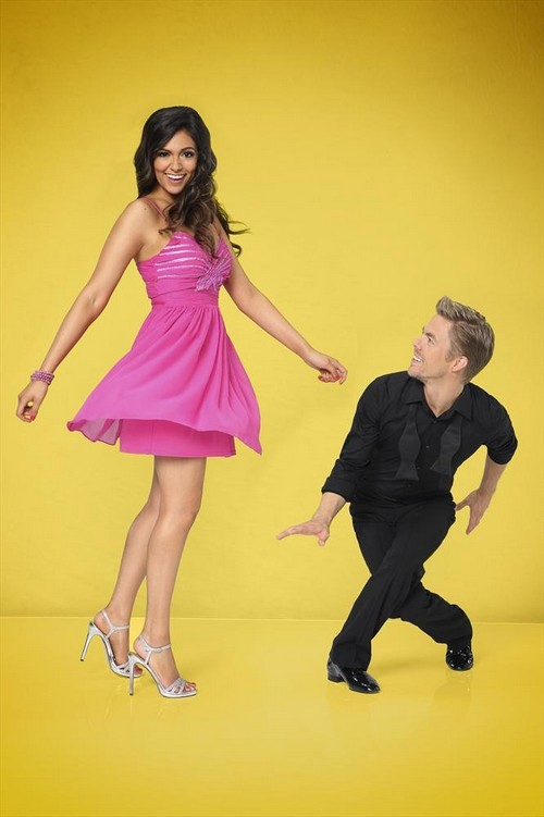 Bethany Mota Dancing With the Stars Jive Video Season 19 Premiere 9/15/14 #DWTS