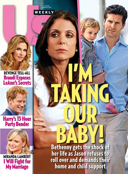 Bethenny Frankel To Cut Off Jason Hoppy's Custody From Daughter Bryn (Photo)