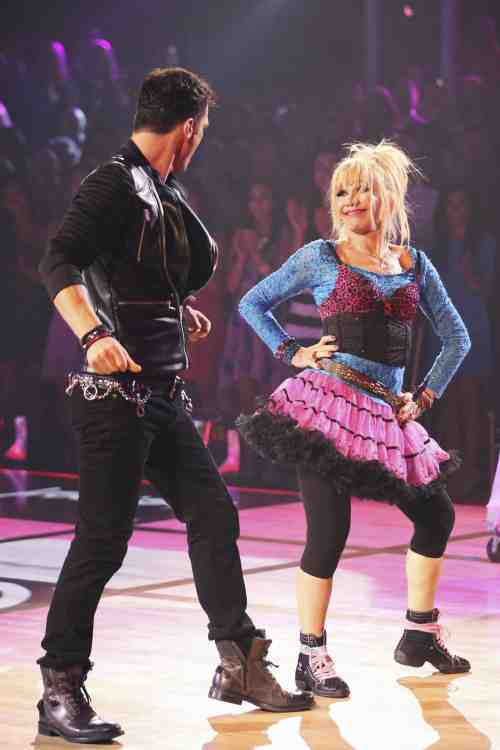 Betsey Johnson & Tony Dovolani Jive Video Dancing With the Stars Season 19 Week 4 10/6/14 #DWTS