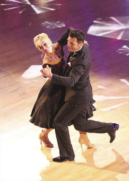 Betsey Johnson & Tony Dovolani Contemporary Video Dancing With the Stars Season 19 Week 3 9/29/14 #DWTS
