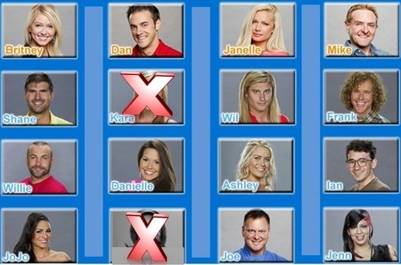 Big Brother 14 Week 2 Episode 7 'Live Eviction' Recap 7/26/12