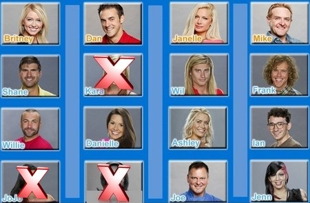 Big Brother 14 Week 2 Episode 10 'Live Eviction' Recap 8/2/12