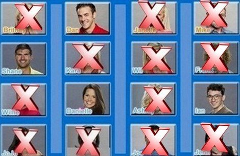 Big Brother 14 Week 9 Episode 28 Shocking 'Live Eviction' Recap 9/13/12
