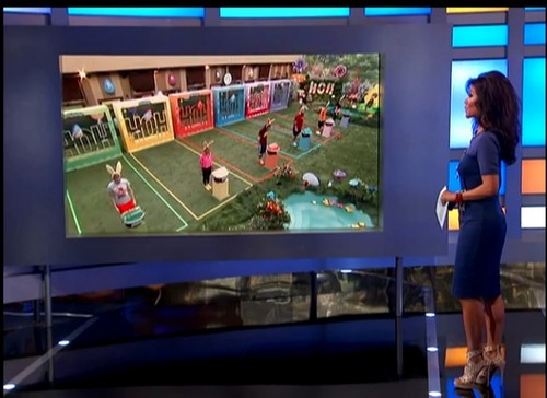 "Big Brother 2013 RECAP 9/1/13: Season 15 Episode 29 ""Eviction Nominations"""