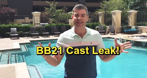 Big Brother 21 Spoilers: Cast Leak Gets BB21 Fans In An Uproar - Jeff Schroeder Gives Cast Reveal Date