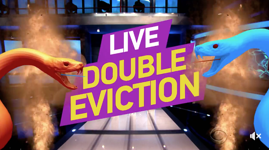 Big Brother 19 Recap: Season 19 Episode 34 - Celebrity Big Brother Announced - Jason and Raven Evicted