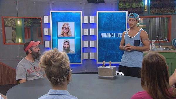 Big Brother 16 Recap Spoilers: Donny Eviction After Cody Wins POV and Doesn't Use It - Week 9 Episode 28