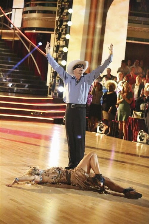 Bill Engvall Dancing With the Stars Samba Video 10/7/13