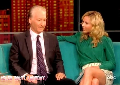 Bill Maher Takes A Verbal Beating From Elisabeth Hasselbeck On 'The View' (Video)