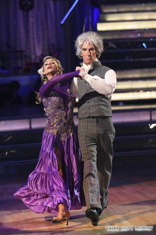 Bill Nye Dancing With the Stars Jive Video 9/30/13