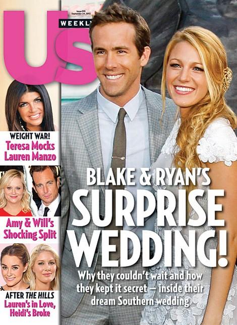 Sisterhood Reunited! Blake Lively Invited Co-stars to Intimate Wedding With Ryan Reynolds