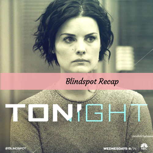 "Blindspot Recap 4/5/17: Season 2 Episode 18 ""Senile Lines"""