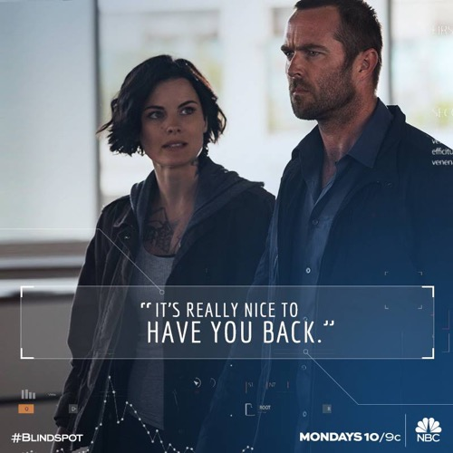 "Blindspot Recap 10/19/15 Season 1 Episode 5 ""Split the Law"""