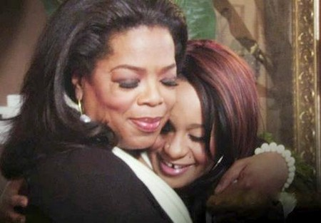 Was Bobbi Kristina Stoned And Drunk On Oprah? (Video)