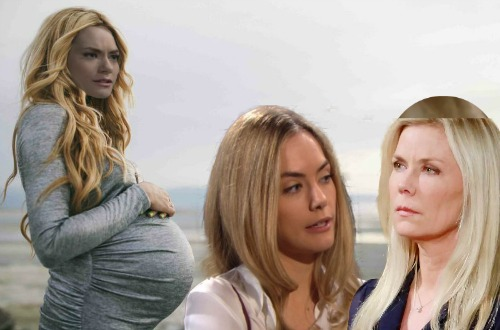 280pc \ B&b spoilers hope pregnant