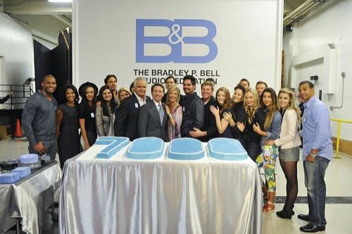 The Bold and the Beautiful Spoilers: Episode 7000 With Live Twitter Party, Celebrate Greatest B&B Storylines