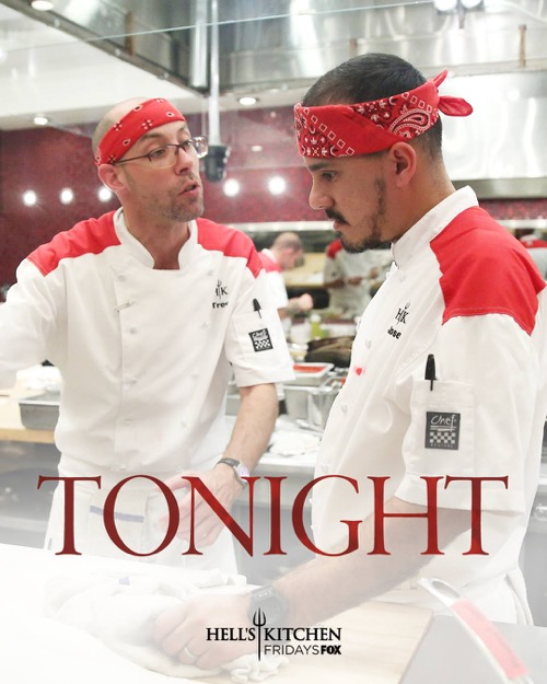 """Hell's Kitchen Recap 12/07/18: Season 18 Episode 8 """"One Hell of a Party"""""""