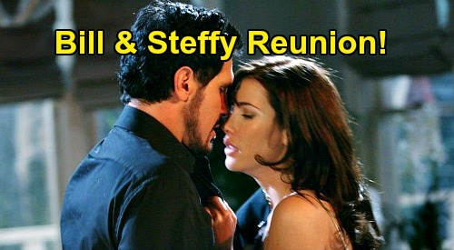 The Bold and the Beautiful Spoilers: Don Diamont Wants Bill & Steffy To Reunite – 'Still' Reunion On The Way?